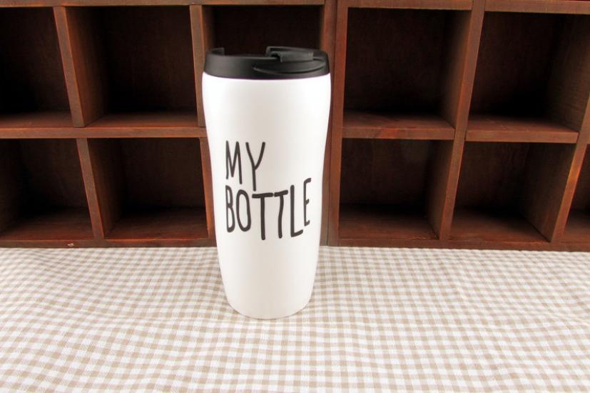 Фото - Термокружка керамическая My Bottle купить в киеве на подарок, цена, отзывы