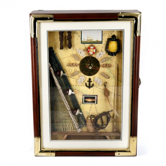 Фото - Ключница корабль купить в киеве на подарок, цена, отзывы