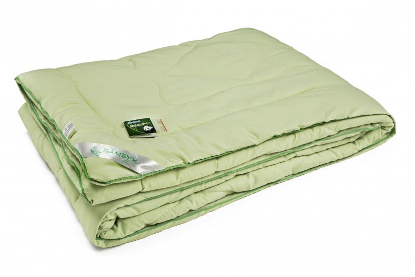 Фото - Одеяло с бамбуковым наполнителем чехол микрофайбер 200х220 см купить в киеве на подарок, цена, отзывы