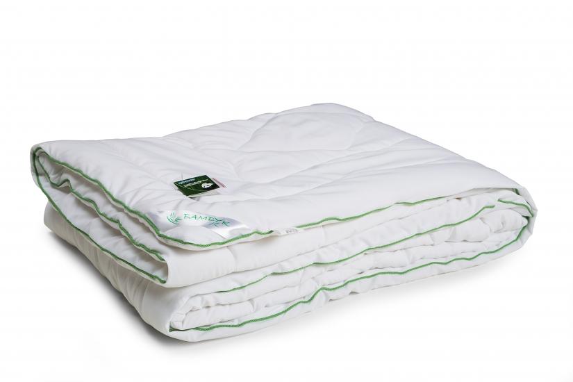 Фото - Одеяло с бамбуковым наполнителем чехол сатин 140х205 см купить в киеве на подарок, цена, отзывы