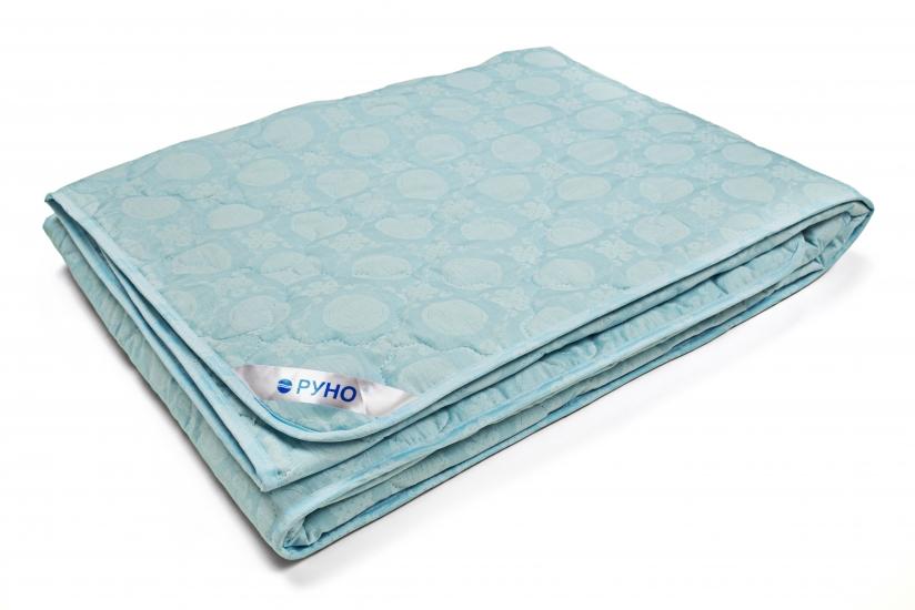 Фото - Одеяло шерстяное стеганное облегченное Комфорт 200х220 см купить в киеве на подарок, цена, отзывы