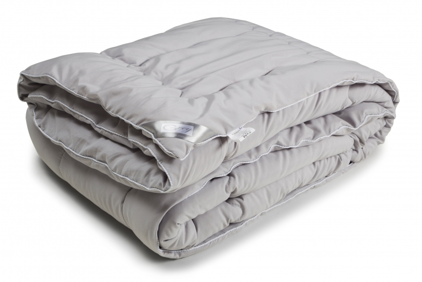 Фото - Одеяло силиконовое Grey 140х205 см купить в киеве на подарок, цена, отзывы