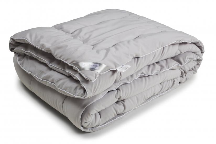 Фото - Одеяло силиконовое Grey 200х220 см купить в киеве на подарок, цена, отзывы