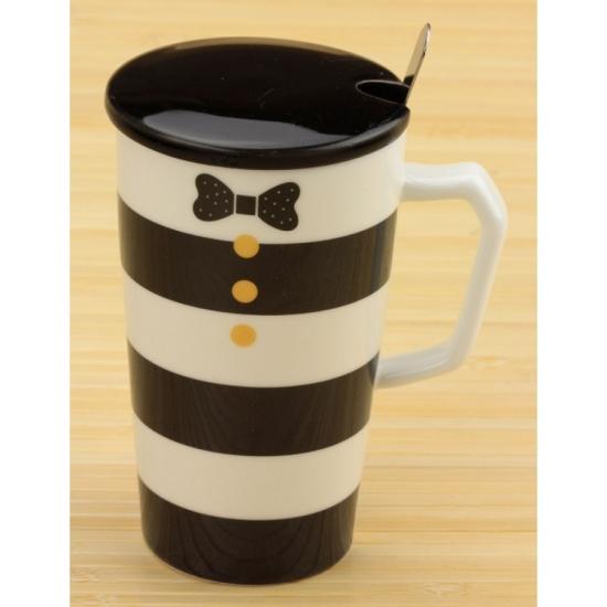 Фото - Чашка MY STYLE black and white купить в киеве на подарок, цена, отзывы