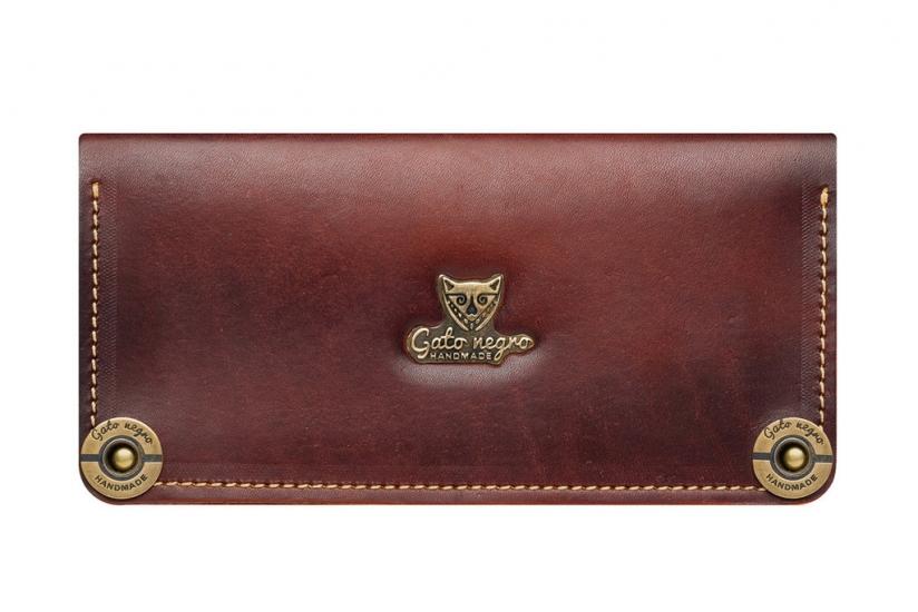 Фото - Кошелек Alfa Brown купить в киеве на подарок, цена, отзывы