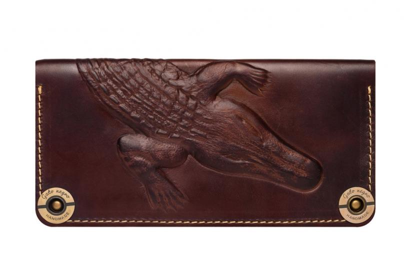Фото - Кошелек Alligator  купить в киеве на подарок, цена, отзывы