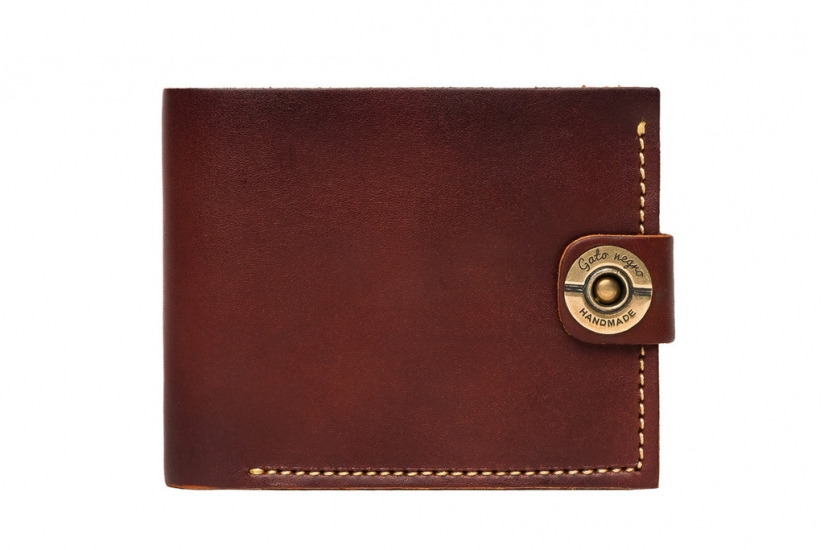 Фото - Кошелек Classic Brown купить в киеве на подарок, цена, отзывы