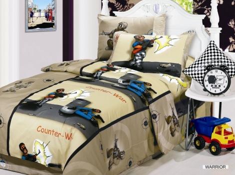 Фото - Детский набор постельного белья Arya Воин купить в киеве на подарок, цена, отзывы