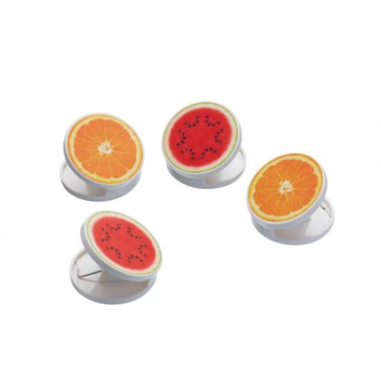 Фото - Набор зажимов-магнитов Ассорти из фруктов  купить в киеве на подарок, цена, отзывы