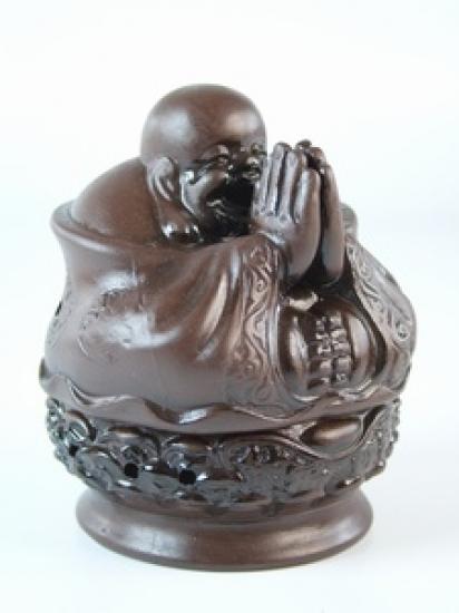 Фото - Курительница благовонная Молящийся Хотэй купить в киеве на подарок, цена, отзывы