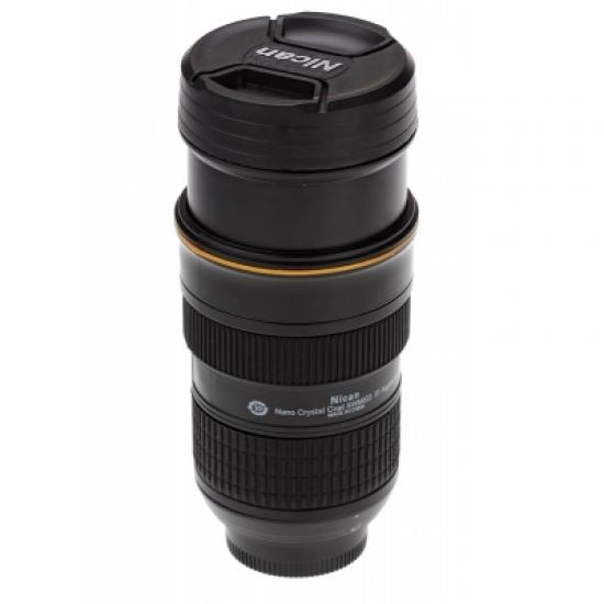 Фото - Термос кружка в форме обьектива NICAN-ZOOM купить в киеве на подарок, цена, отзывы