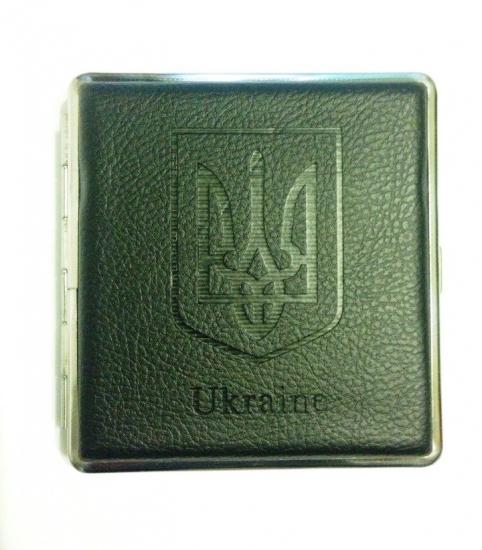 Фото - Портсигар Ukraine  купить в киеве на подарок, цена, отзывы