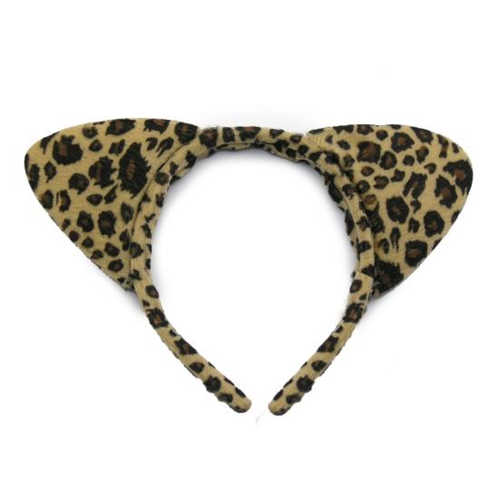 Уши леопарда своими руками 53