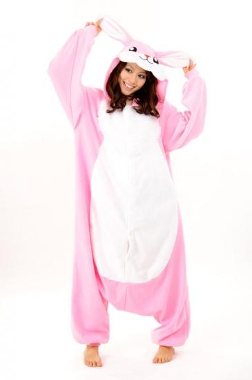 Фото - Кигуруми Заяц (розовый) купить в киеве на подарок a86d5b5f883ca