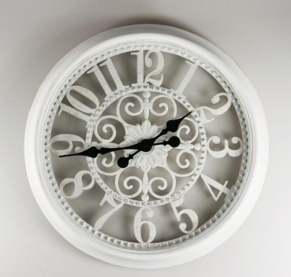 cb55257a Фото - Настенные часы Chiyo White купить в киеве на подарок, цена, отзывы