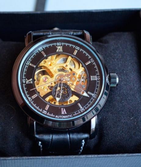 Часы скелетон мужские купить недорого часы андроид наручные новинки