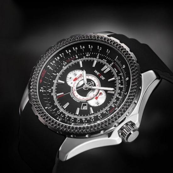 Фото - Мужские Спортивные Часы Weide Bentley купить в киеве на подарок, цена, отзывы