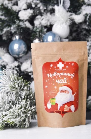 Фото - Новогодний чай купить в киеве на подарок, цена, отзывы
