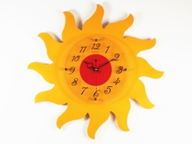 Детские настенные часы станут оригинальным и незабываемым подарком для ребенка.