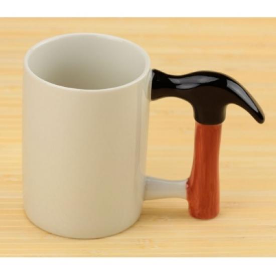 Фото - Чашка молоток большая купить в киеве на подарок, цена, отзывы