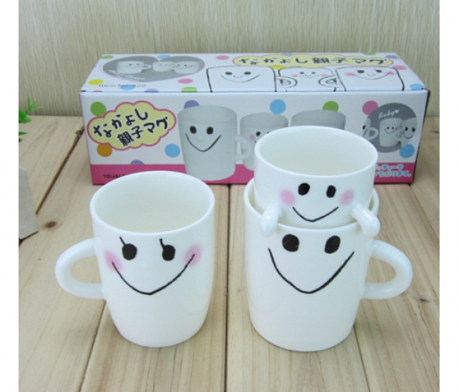 Фото - Чашка Семья 3 в 1 купить в киеве на подарок, цена, отзывы