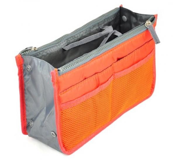 Фото - Органайзер Bag in bag maxi оранжевый купить в киеве на подарок, цена, отзывы