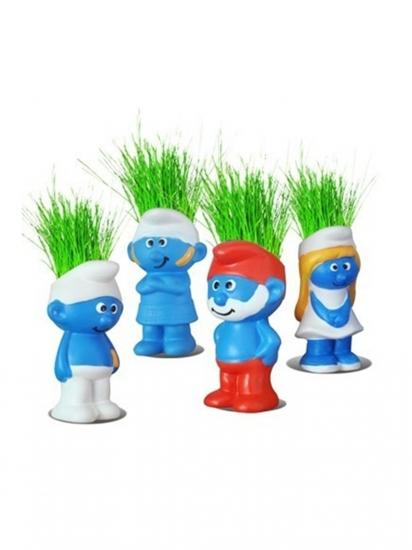 Фото - Травянчики смурфики купить в киеве на подарок, цена, отзывы