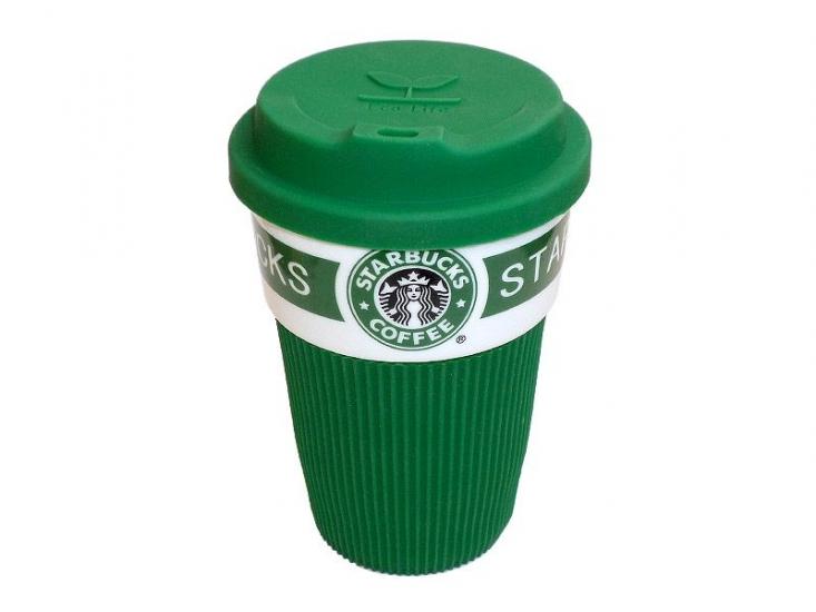 Фото - Чашка керамическая кружка Starbucks Green купить в киеве на подарок, цена, отзывы