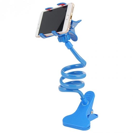 Фото - Подставка для телефона с вращающейся 360 синий купить в киеве на подарок, цена, отзывы