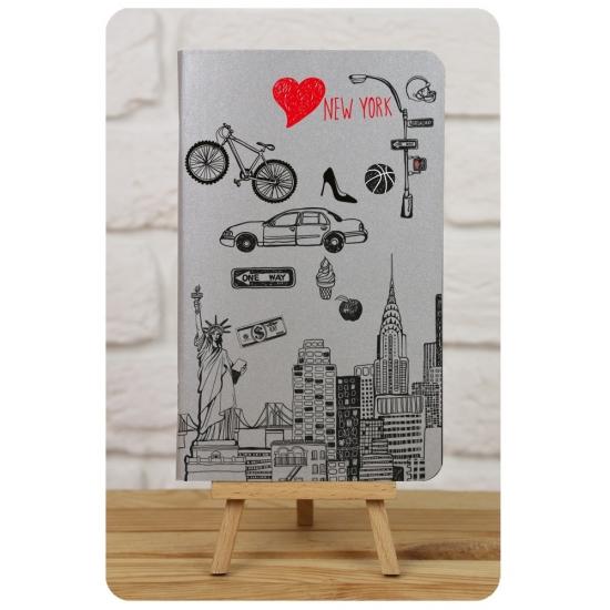 Фото - Тетрадь New York mini купить в киеве на подарок, цена, отзывы