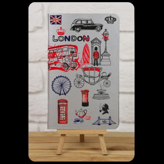 Фото - Тетрадь London mini купить в киеве на подарок, цена, отзывы