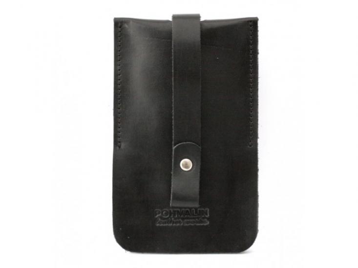 Фото - Кожаная ключница Milari Black купить в киеве на подарок, цена, отзывы