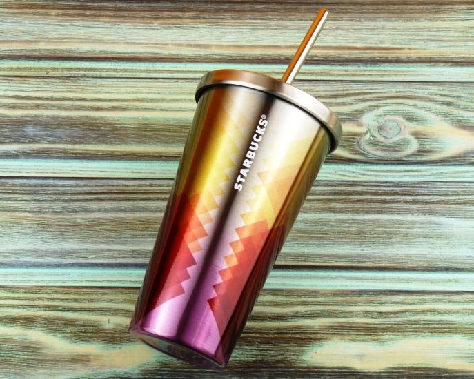 Фото - Термокружка Starbucks Stainless Steel Cold to Go 473 мл купить в киеве на подарок, цена, отзывы