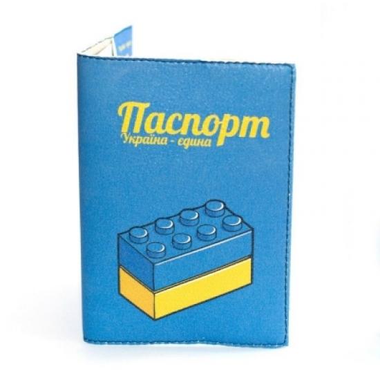 Фото - Обложка на паспорт Україна Єдина  купить в киеве на подарок, цена, отзывы
