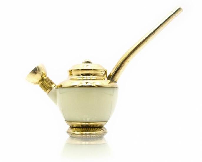 Фото - Кальян мини лампа алладіна (водяной фильтр для сигарет)10,5Х14,5Х4,5 см купить в киеве на подарок, цена, отзывы