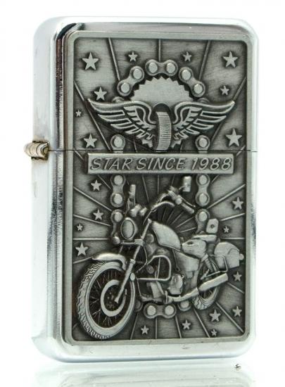 Фото - Бензиновая зажигалка Вістан  купить в киеве на подарок, цена, отзывы