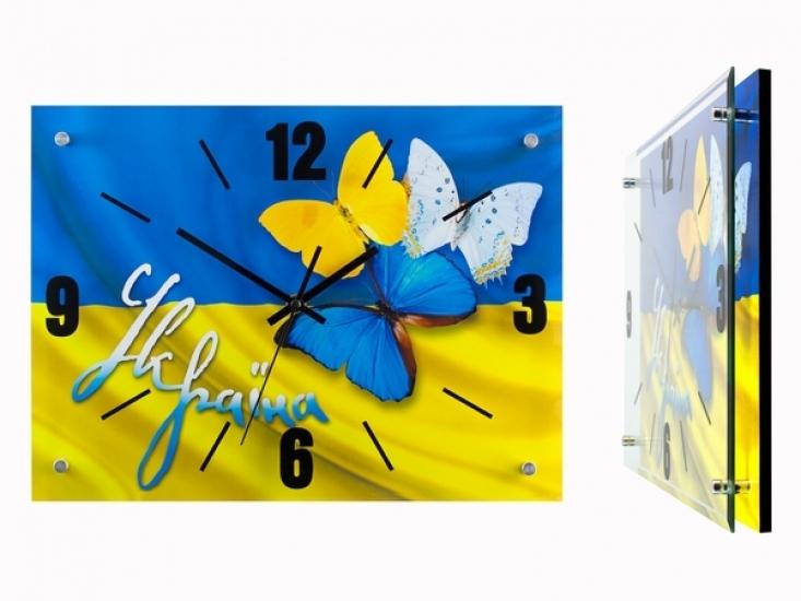 Фото - Часы Україна №2 купить в киеве на подарок, цена, отзывы