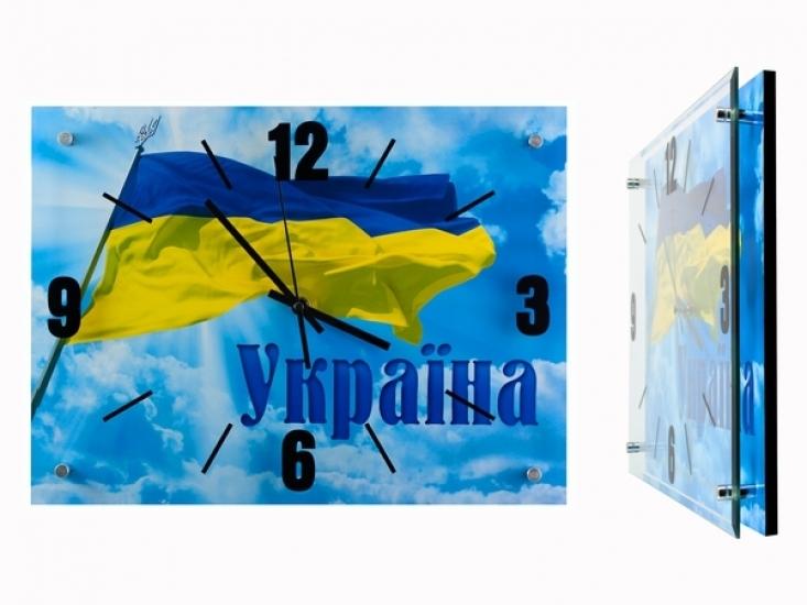 Фото - Часы Україна №4 купить в киеве на подарок, цена, отзывы