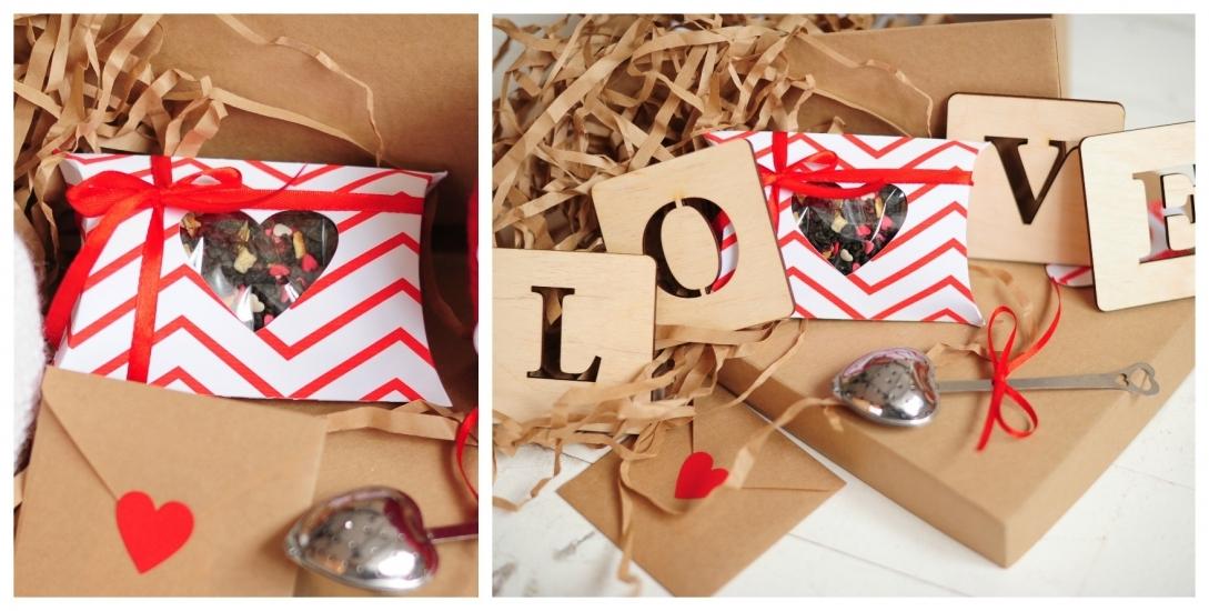 Фото - Подарочный набор Гарячі серця купить в киеве на подарок, цена, отзывы