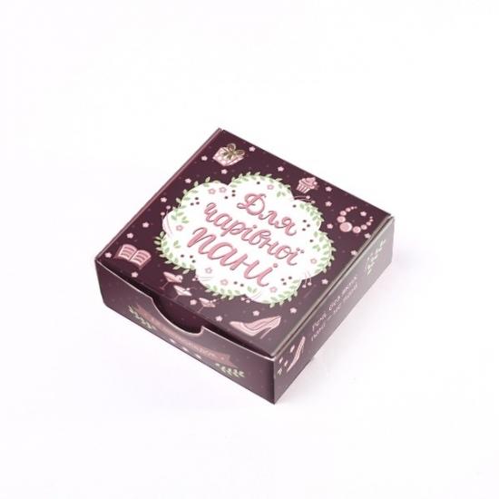 Фото - Шоколадный набор Чарівній Пані купить в киеве на подарок, цена, отзывы