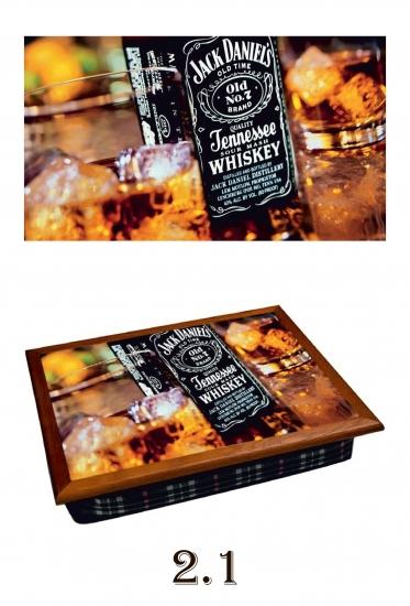 Фото - Поднос с подушкой  Виски купить в киеве на подарок, цена, отзывы