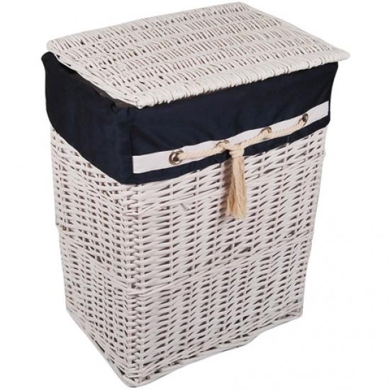 Фото - Корзина плетеная Морской Домик 37х27 см купить в киеве на подарок, цена, отзывы
