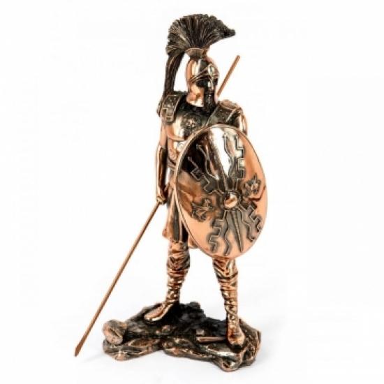 Фото - Статуэтка воин копье купить в киеве на подарок, цена, отзывы
