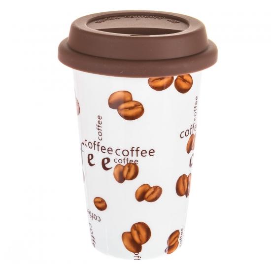 Фото - Керамическая кружка Love Coffee  купить в киеве на подарок, цена, отзывы