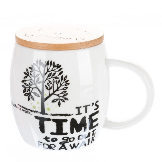 Фото - Керамическая кружка Твое время купить в киеве на подарок, цена, отзывы