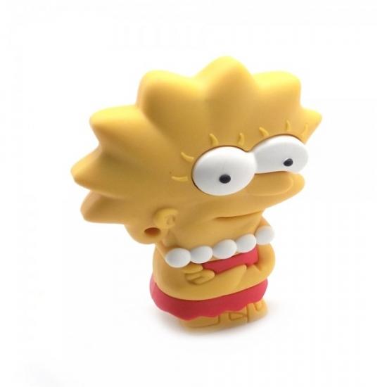 Фото - Портативная батарея Simpson Лиза купить в киеве на подарок, цена, отзывы