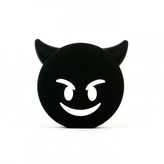 Фото - Портативная батарея Дьявол (Черный) купить в киеве на подарок, цена, отзывы