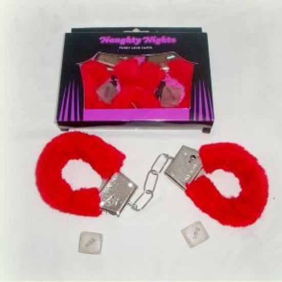 Фото - Наручники меховые с кубиком камасутра купить в киеве на подарок, цена, отзывы