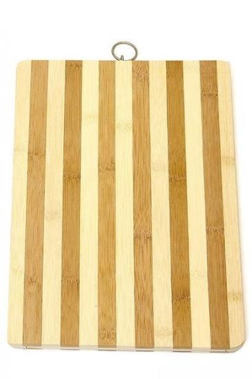 Фото - Доска разделочная бамбук 32х21 см. купить в киеве на подарок, цена, отзывы
