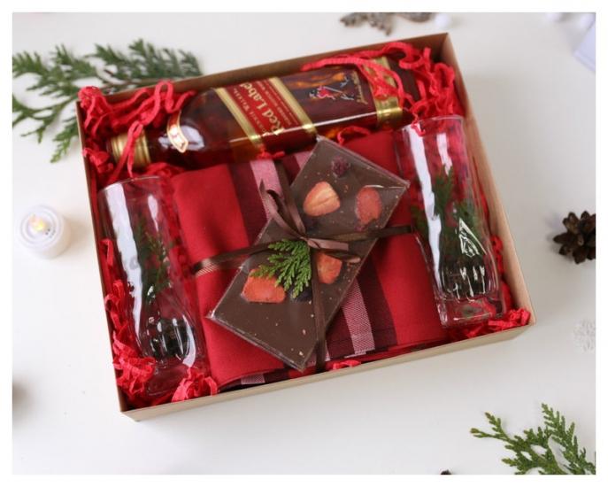 Фото - Подарочный набор Red Jonie купить в киеве на подарок, цена, отзывы